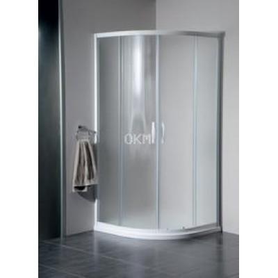 Sprchový kout GELCO ETERNO 90 čtvrtkruh