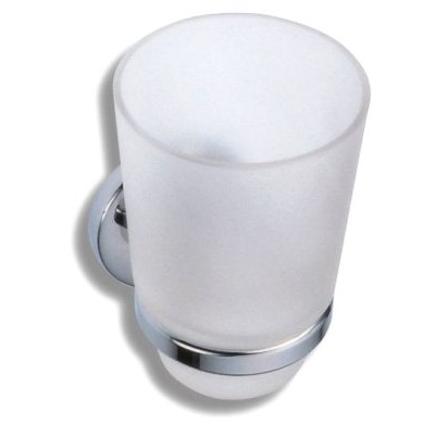Metalia  1 - Držák kartáčků sklo,     6106.0