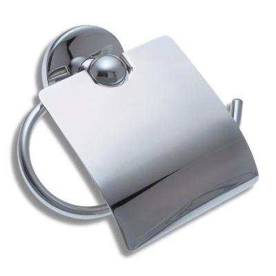 Metalia  1 - Závěs toaletního papíru s krytem,     6138.0