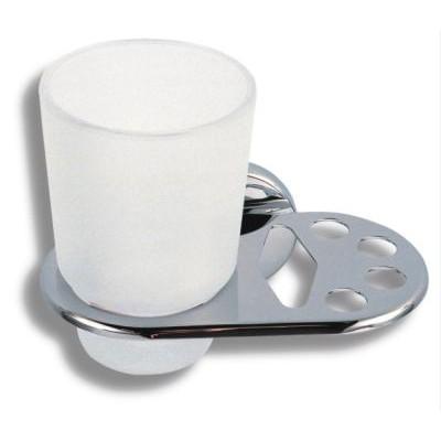 Metalia  1 - Držák skleničky a kartáčků,     6149.0