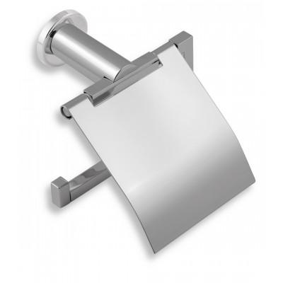 Metalia  2 - Závěs toaletního papíru s krytem,  6238.0