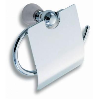 Metalia  3 - Závěs toaletního papíru s krytem,  6338.0  chrom