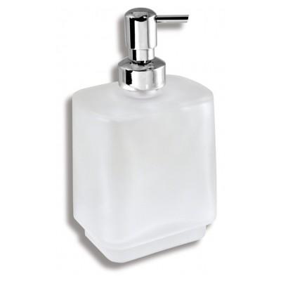 Metalia  4 - Dávkovač mýdla na postavení,  6450/1.0