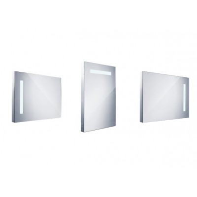 LED zrcadlo 500x700mm, ZP 1001